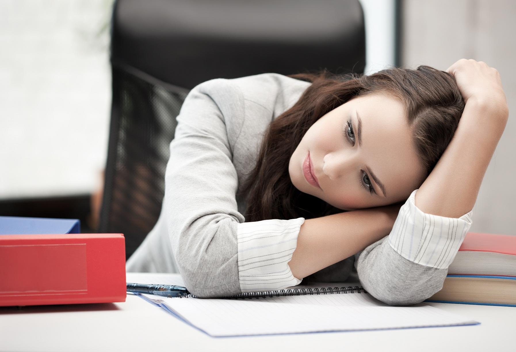 stress women...