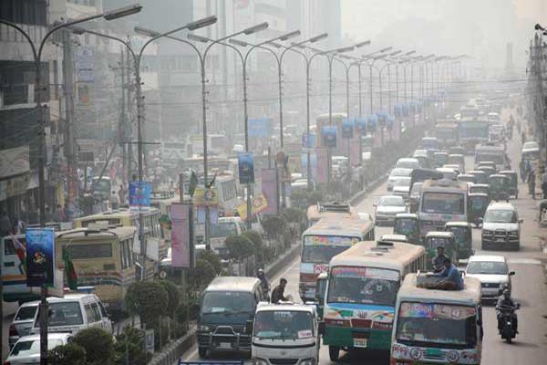 bus traff