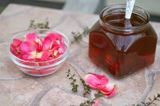 rose-water-honey