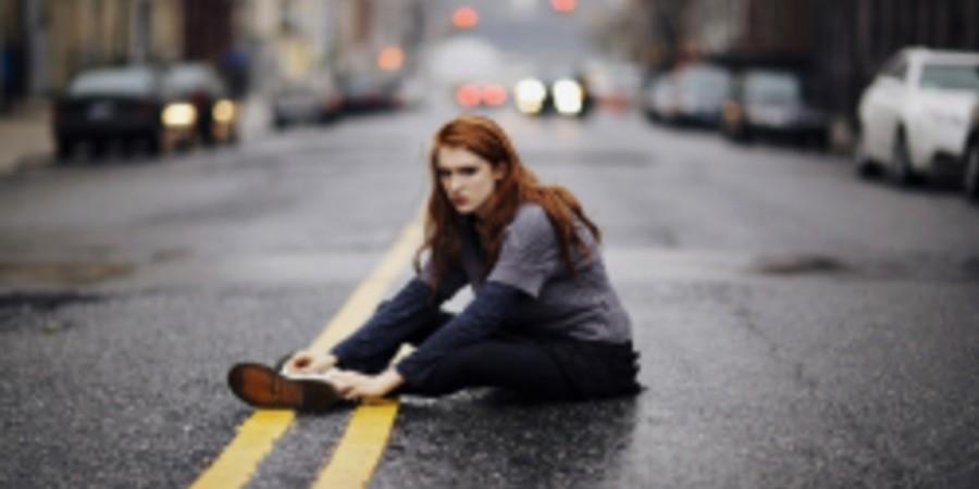 Alone-women