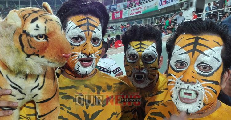 tiger murpur