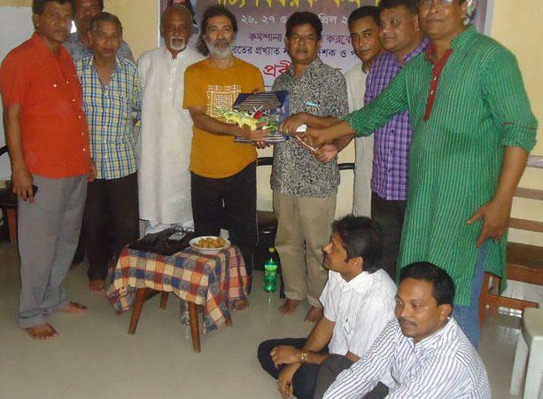 Kurigram Cultural news photo 29.04.16