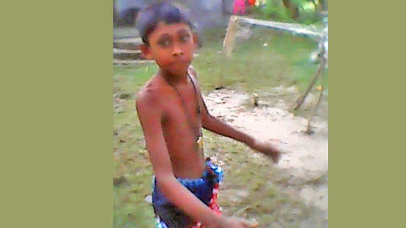 Barisal-Child
