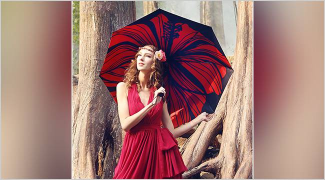 Fashion-3-Folding-HIBISCUS-Umbrella-Rain-Women-UV-Umbrellas-Parasol-Paraguas-Mujer (1)