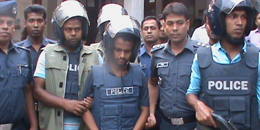 Kurigram Hossain Ali Murderer Arrest  photo  02.05.16