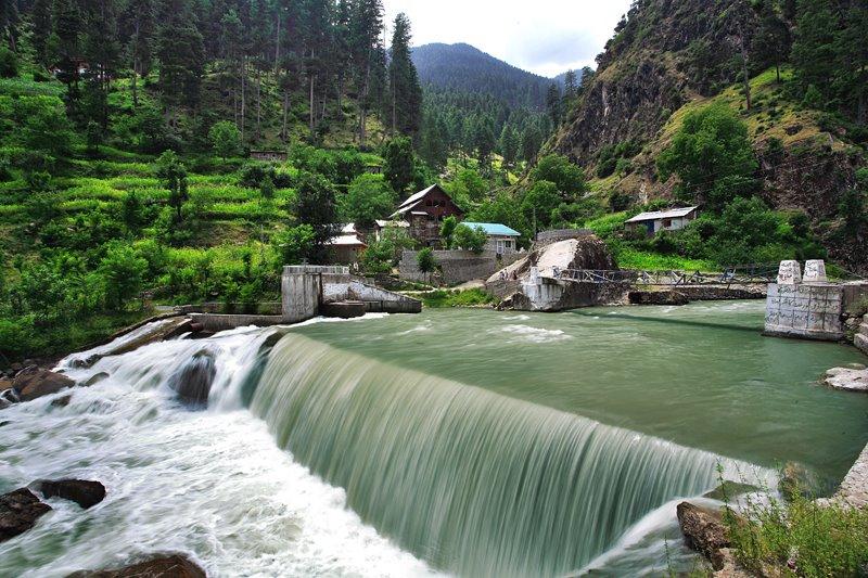 Nillym Vally, Kashmir