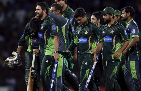 Pakistani-Crickters