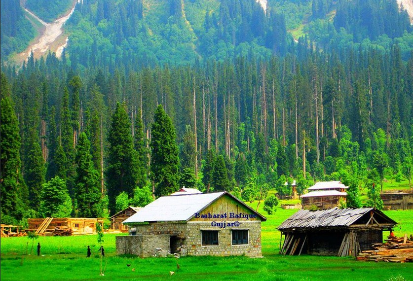 Photo-of-Arrang-Kel-Neelum-Valley-Azad-Kashmir