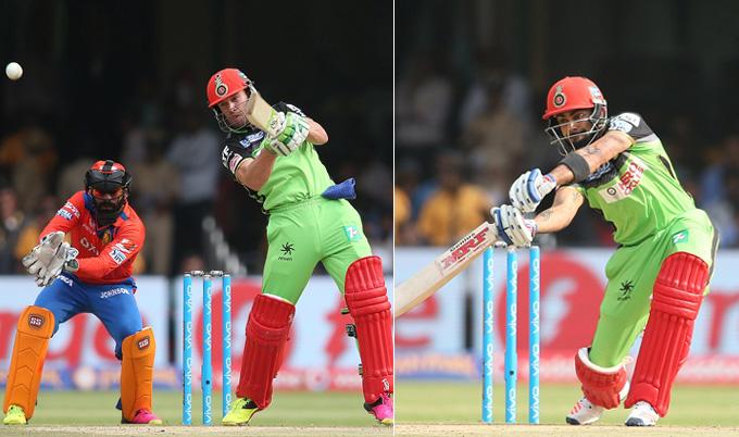 Villiers-Kohli