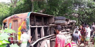 Chuadanga Darsona Bus Accdent (1) 17.06.2016