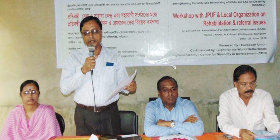 Kurigram Disability workshop pic-22-06-16