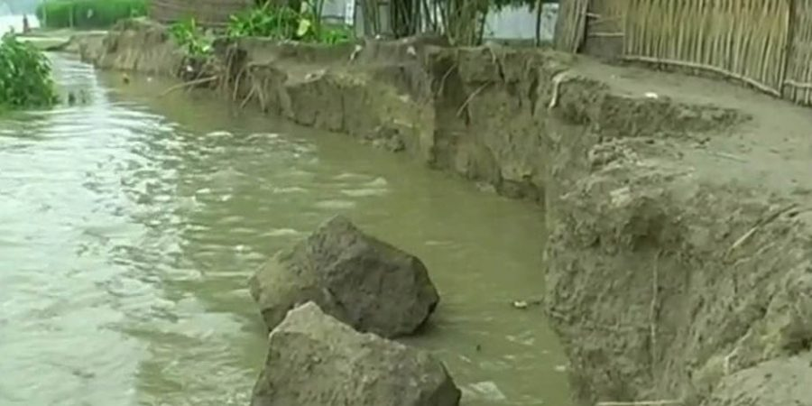 Kurigram Flood situation photo-(1) 25.06.16