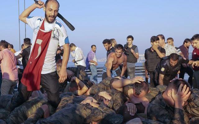 Turkey-Beaten