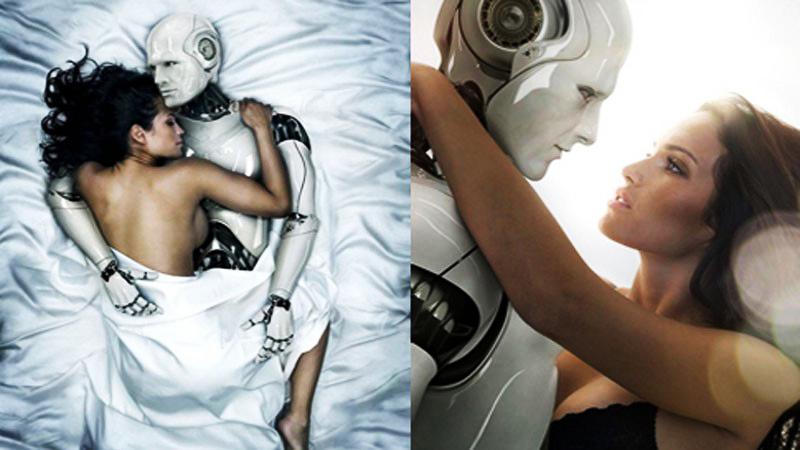 রোবোটিক-সেক্স sex with robot