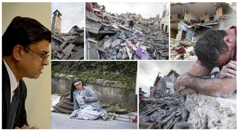 All Bangladeshis are SAFE in ITALY's Earthquake - 01