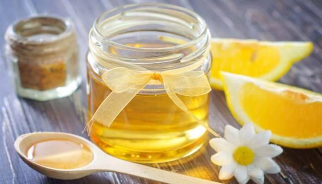 Lemon-Honey-Water
