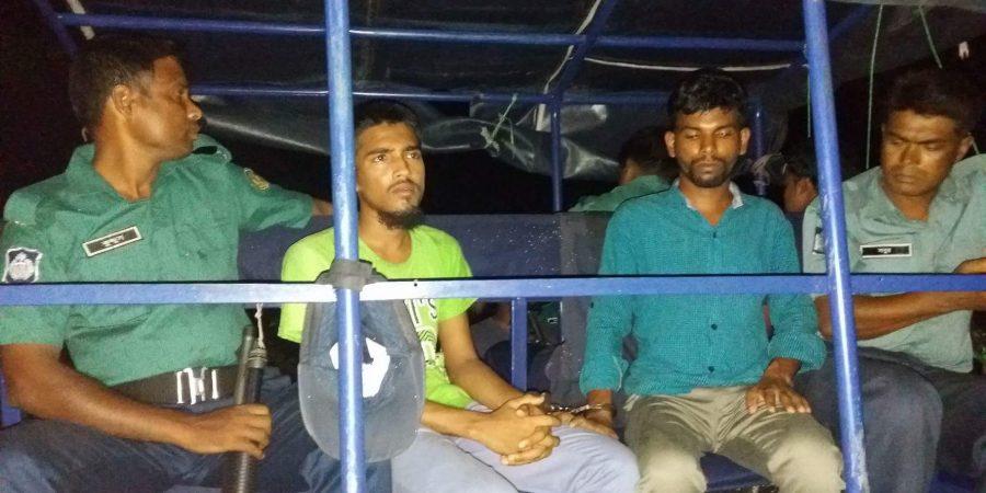 RU 2 arrest photo 20.08.2016