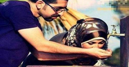 16 Islamic couple