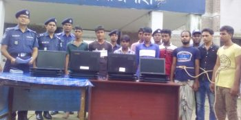 rajshahi laptop thief Photo  07.09.2016